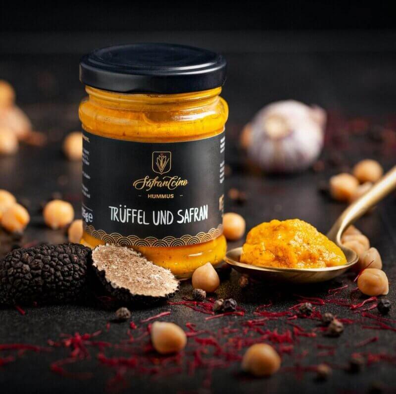 Hummus Trüffel Safran